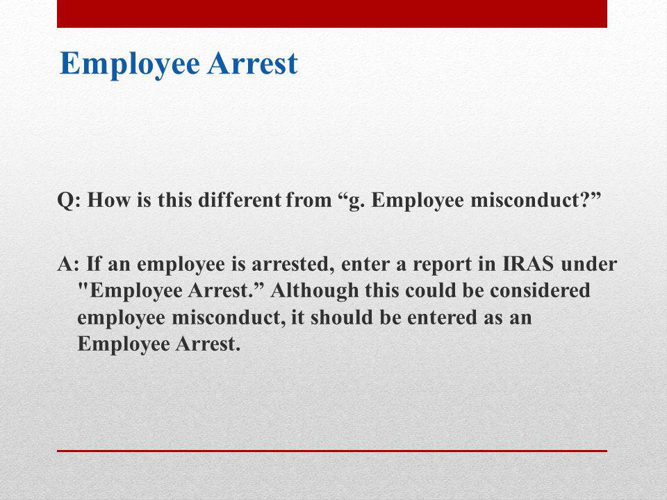 Q: Does this apply to all employees or only those who qualify for a Level 2 Background screening.