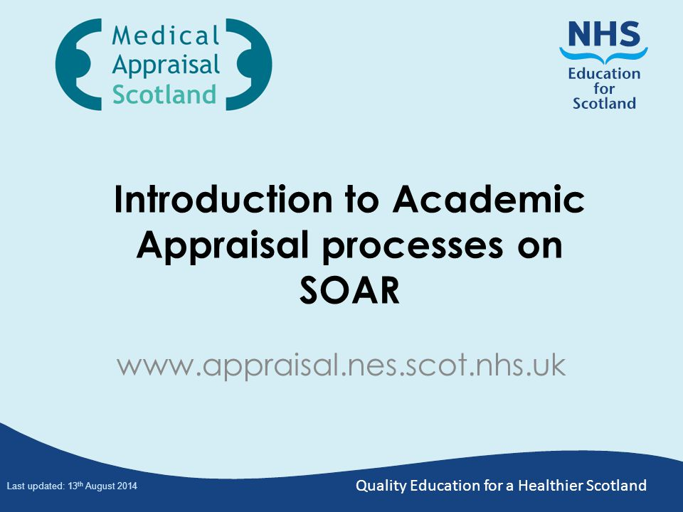 (1) Assigning University Admins as Appraisal Co-ordinator University Admins probably won't have a SOAR login – In which case, click to create New User If they are on SOAR already, then you just add Appraisal Co-ordinator to their roles 12