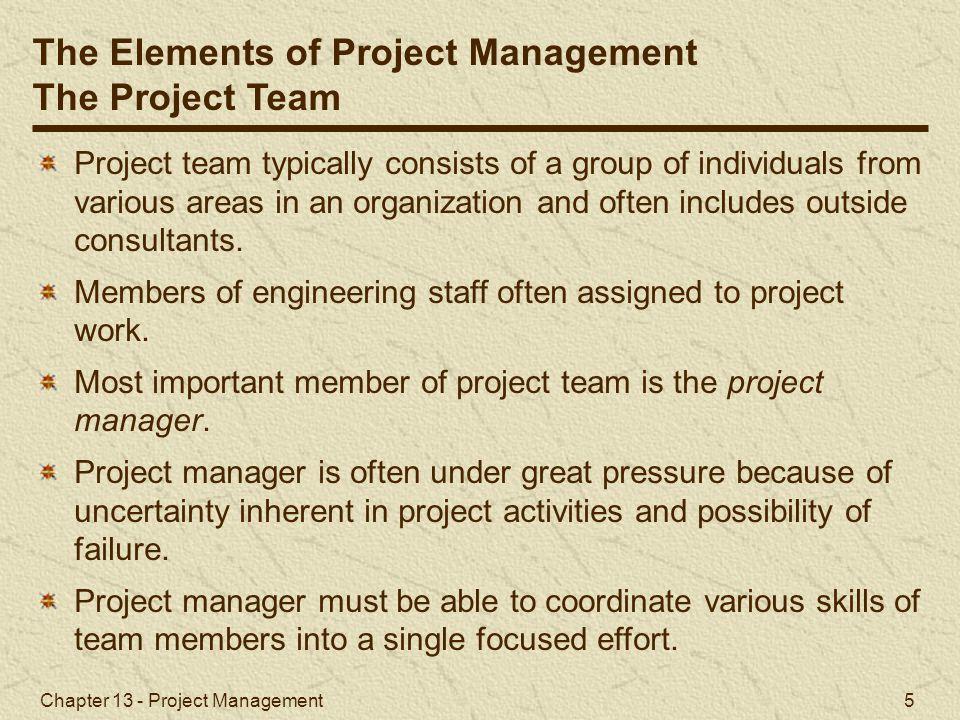 Chapter 13 - Project Management 36 Activity-on-Node Networks and Microsoft Project Microsoft Project (3 of 4) Exhibit 13.4