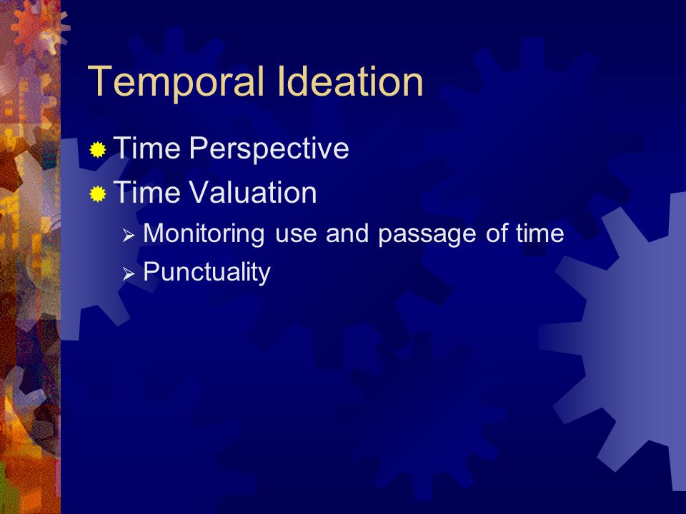 The Four As of Putting Time and Rhythm to Work in Relationships  Awareness of Time and Influences on Time  Affirming or Altering Temporal Patterns  Activism Changing Influences on Time