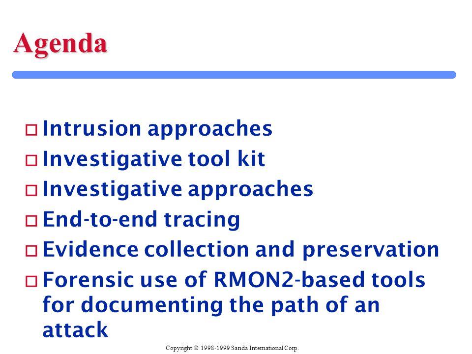 Copyright © 1998-1999 Sanda International Corp.What is Cyber Crime.