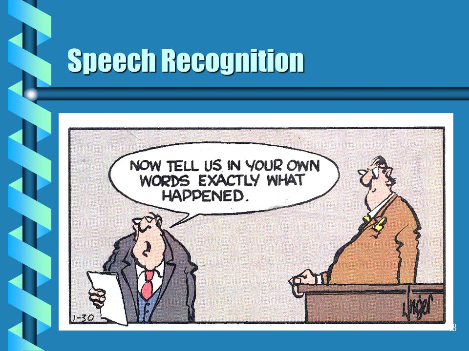 48 Speech Recognition