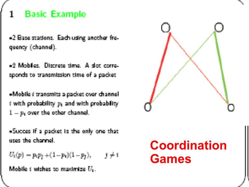 Coordination Games