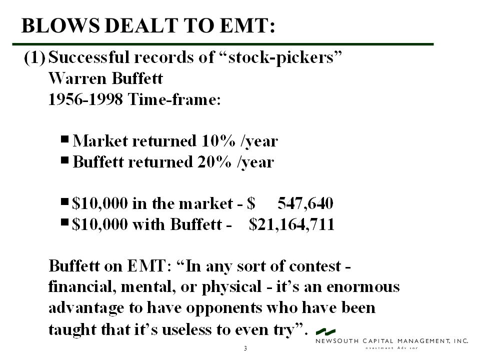 14 VALUE INVESTING - AN EXAMPLE Carson Pirie Scott - A $13 Stock (1993) - The Sequel