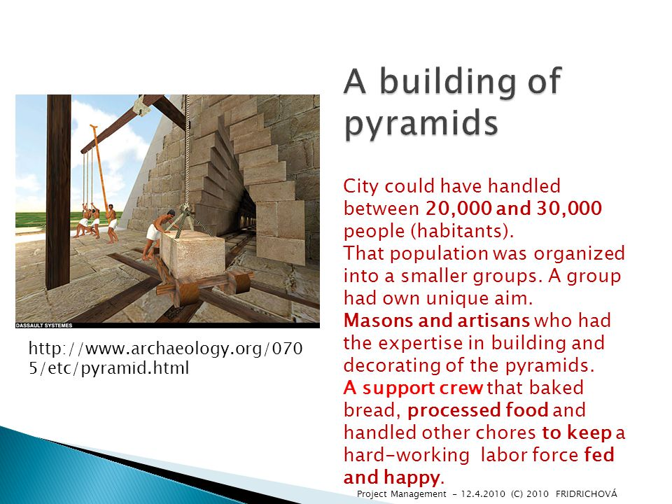 http://www.archaeology.org/070 5/etc/pyramid.html City could have handled between 20,000 and 30,000 people (habitants).