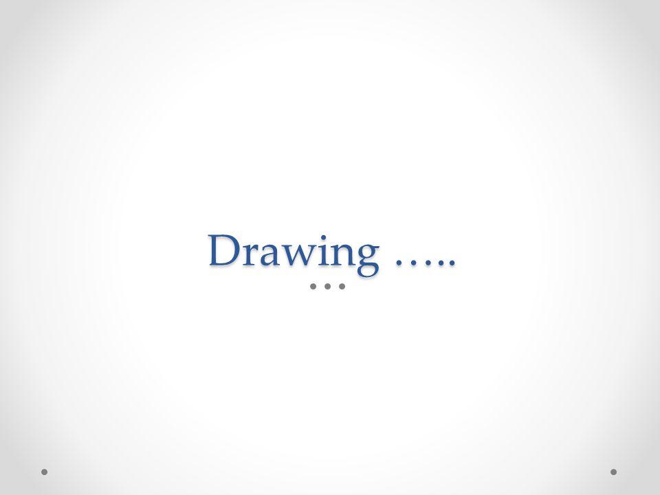 Drawing …..