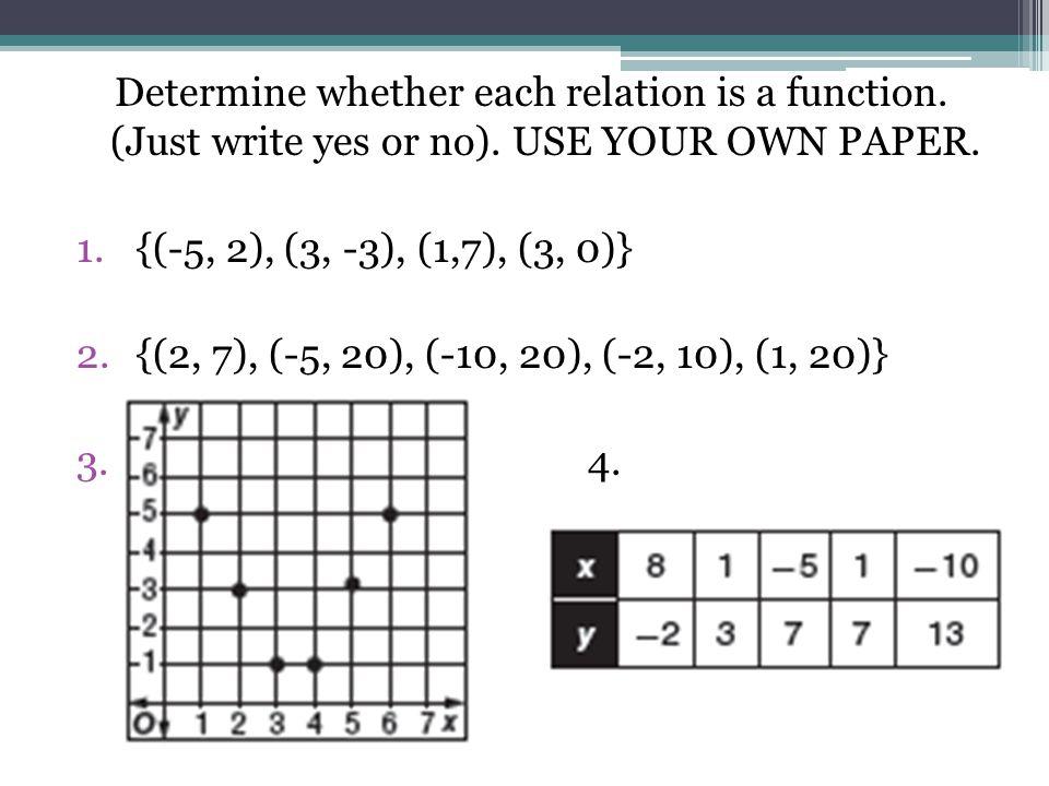 Example 1 Describe an Arithmetic Sequence