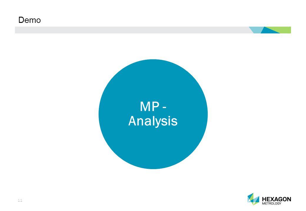 11 Demo MP - Analysis
