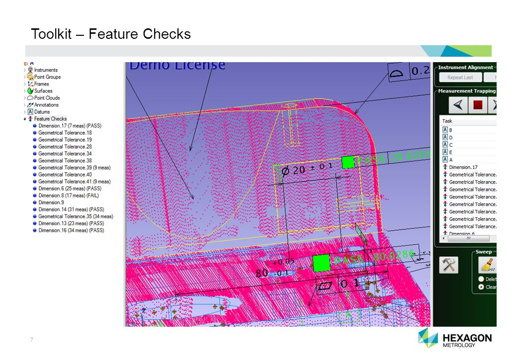 28 SA SDK Application Example: 737 Fuselage Join