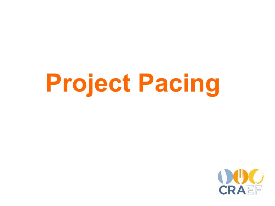 Project Pacing
