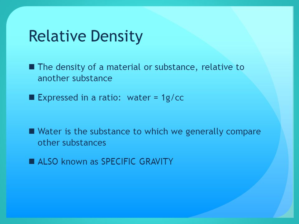 FACTORS AFFECTING DENSITY ATomS!!!!