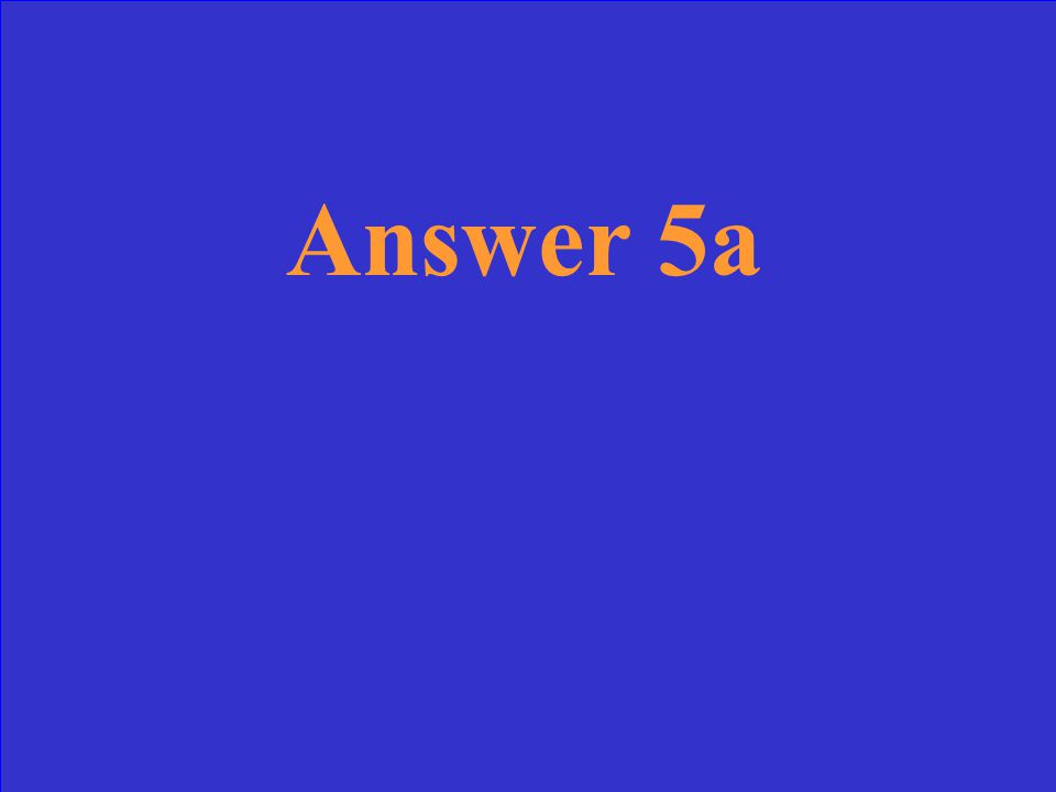 Question 4a