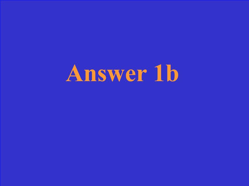 Question 5a