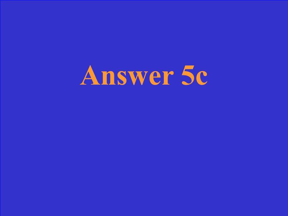 Question 4c
