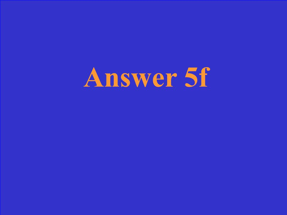 Question 4f