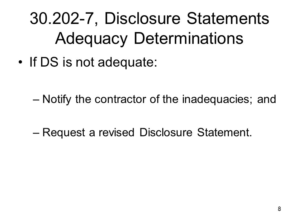 99 52.230-6(e), DCI Proposal Changes Calculate cost impact in accordance with paragraph (f) of the clause.