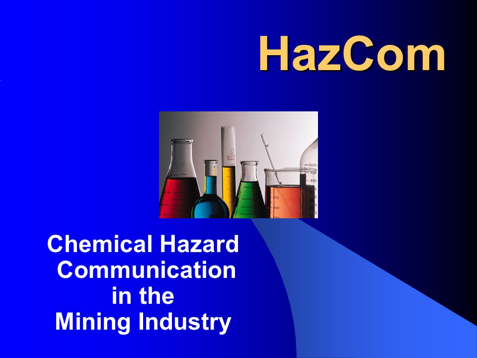What is a hazardous chemical.