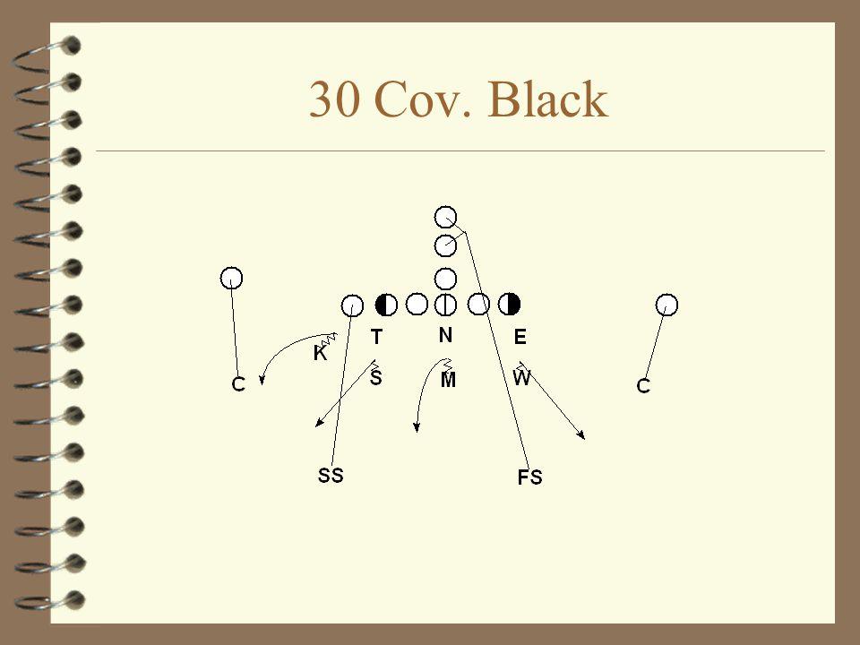 30 Cov. Black