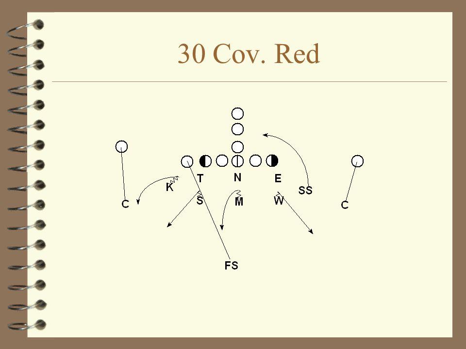 30 Cov. Red