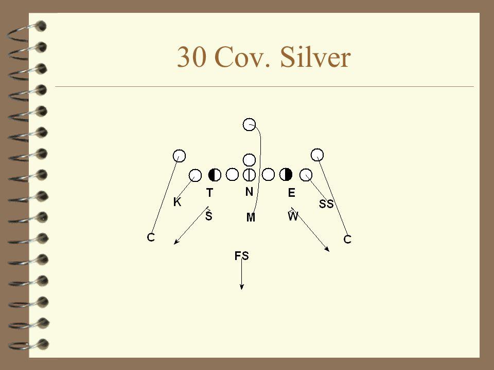 30 Cov. Silver