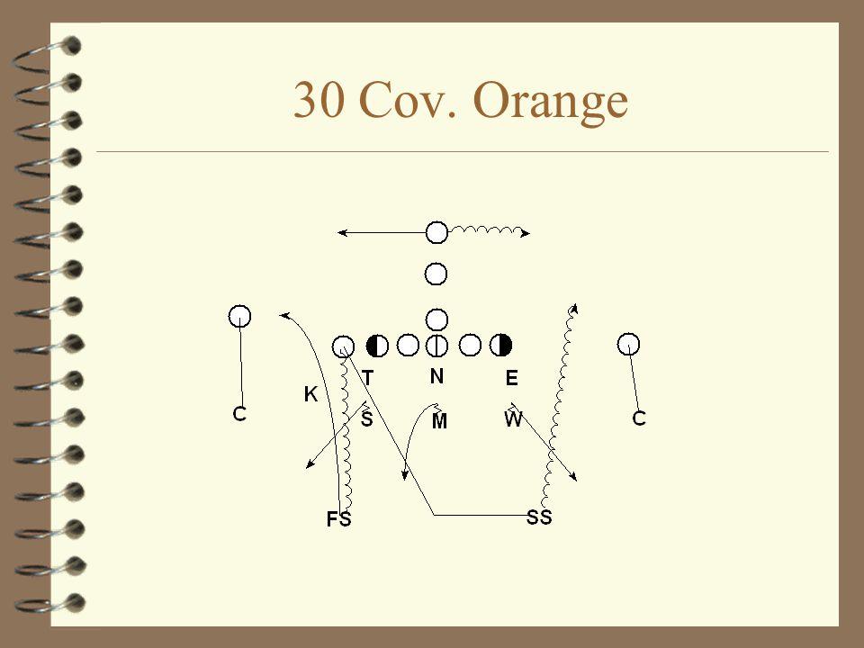 30 Cov. Orange