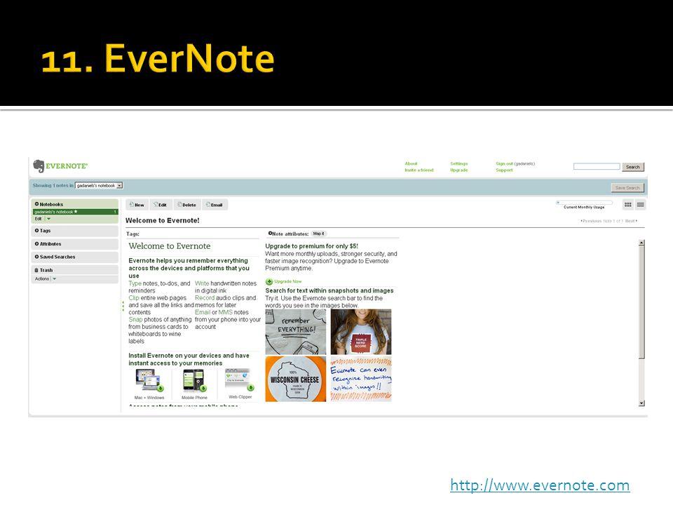 http://www.evernote.com
