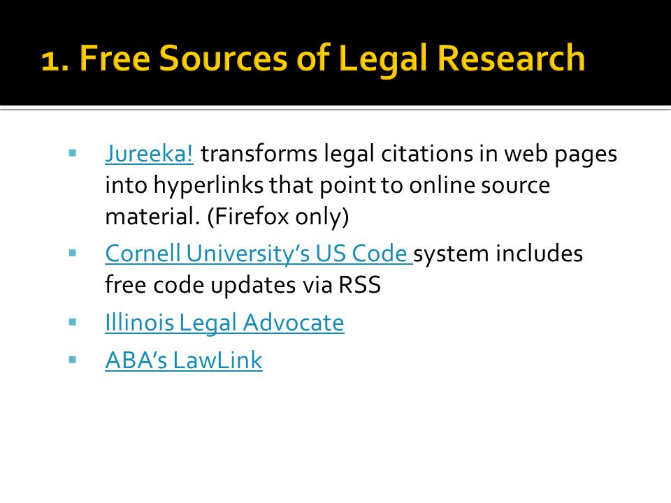  ABA Law Blawgs Directory ABA Law Blawgs Directory  National Support & Law RSS Feeds National Support & Law RSS Feeds  Feeds from Illinois Legal Advocate Feeds from Illinois Legal Advocate