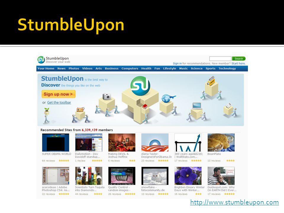 http://www.stumbleupon.com