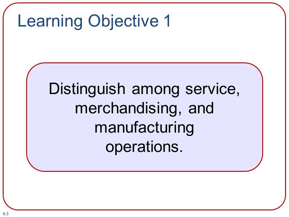 Chapter 6 Solved Exercises M6-11, M6-19, E6-5, E6-7, E6-10, E6-17