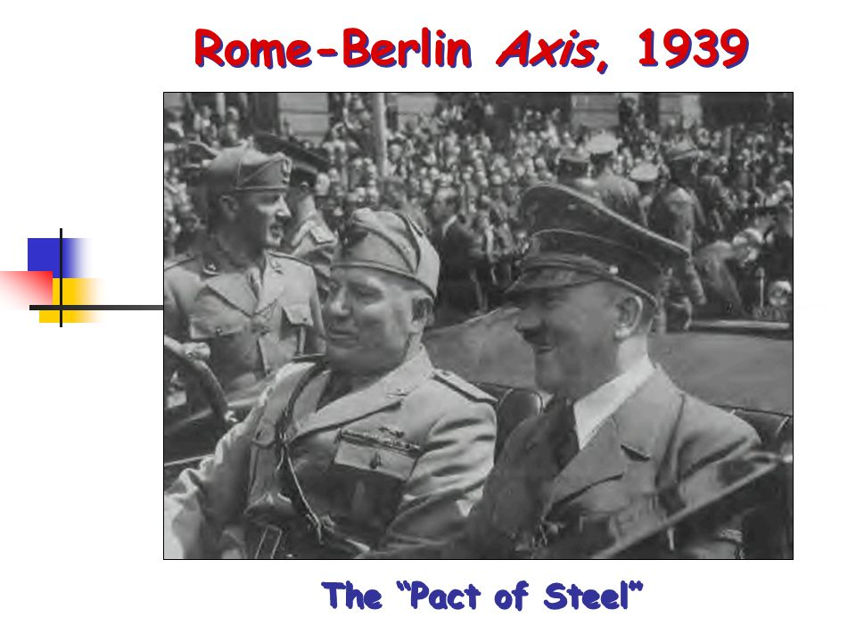 "Appeasement: The Munich Agreement, 1938 Now we have ""peace in our time!"" Herr Hitler is a man we can do business with. Now we have ""peace in our time!"