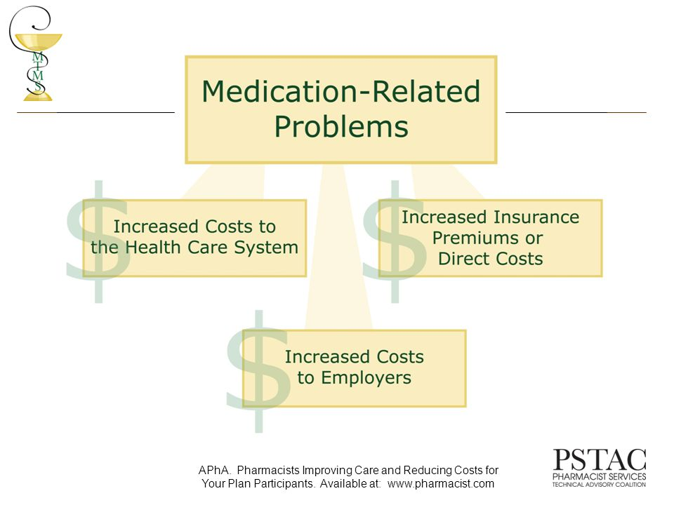 APhA. Pharmacists Improving Care and Reducing Costs for Your Plan Participants.
