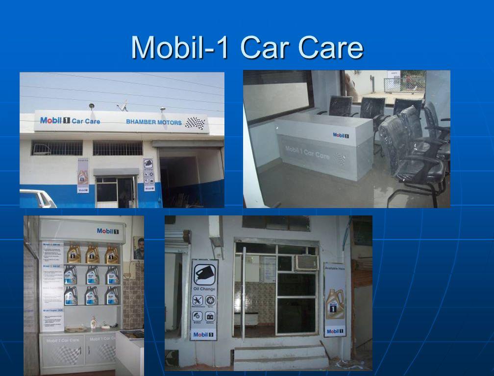 Mobil-1 Car Care