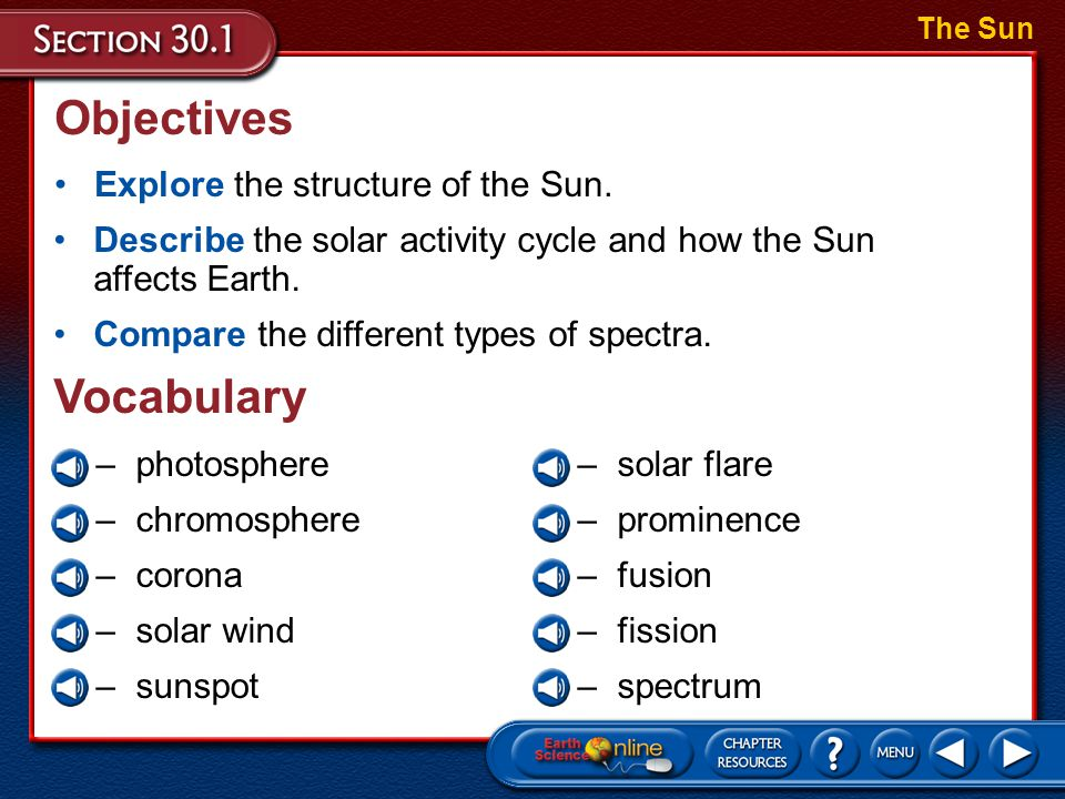 Solar Activity Impact on Earth The Sun –Some scientists have found evidence of subtle climate variations within 11-year periods.