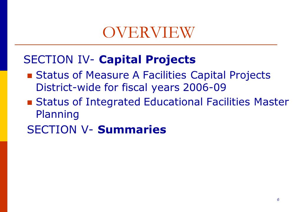 17 College of Alameda Modernization & Short-Term Construction Phase I & Phase II As of June 30, 2009 PROJECT NAME TOTAL BUDGET APPROPRIATED EXPENSES (Actual Expenditure) AVAILABLE BUDGET (Balance) College of Alameda Short-Term Construction Phase I Projects $ 2,335,453 $ - College of Alameda Short-Term Construction Phase II Projects $ 7,346,003 $ 3,915,579 $ 3,430,424 TOTALS $ 9,681,456 $ 6,251,032 $ 3,430,424