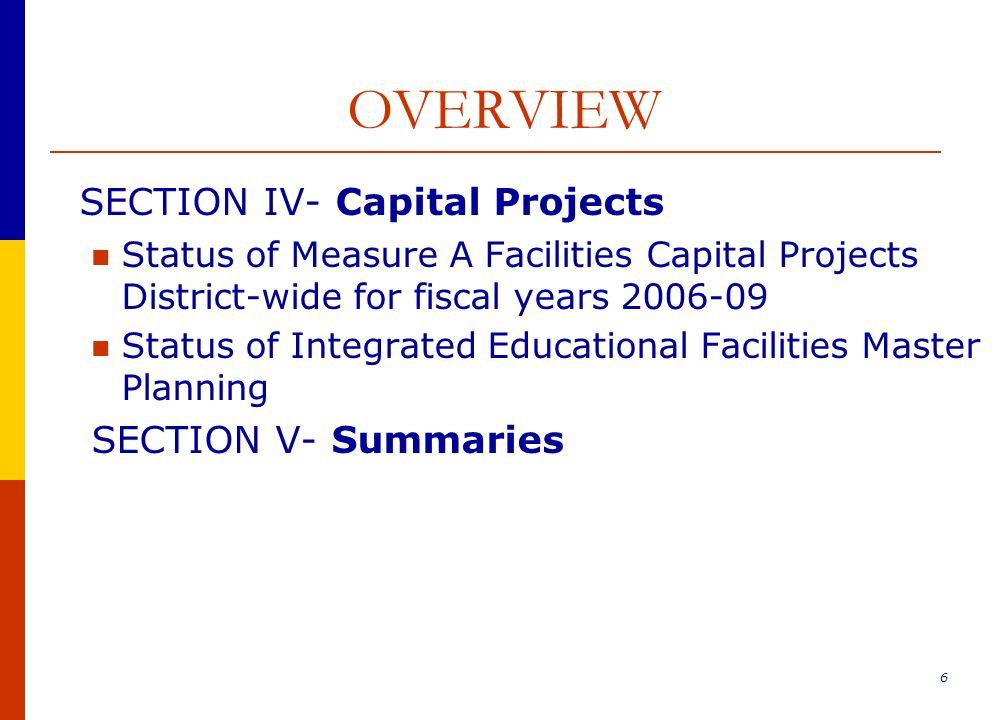 37 Merritt College Measure A Summary