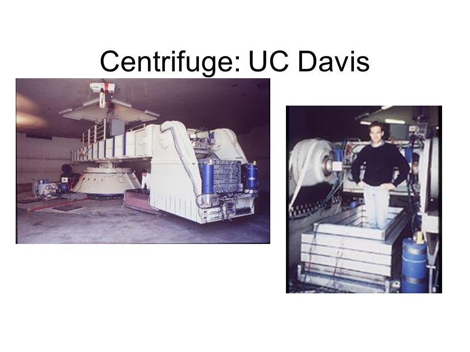 Centrifuge: UC Davis