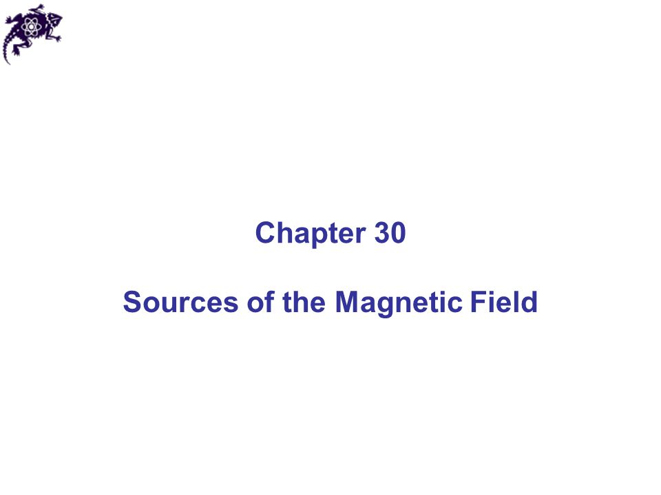 Magnetic Field of a Solenoid A cross-sectional view of a tightly wound solenoid If the solenoid is long compared to its radius, we assume the field inside is uniform and outside is zero Apply Ampère's Law to the blue dashed rectangle