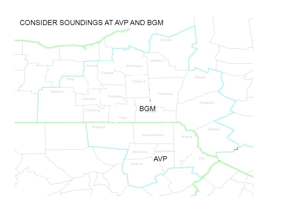 AVP BGM CONSIDER SOUNDINGS AT AVP AND BGM