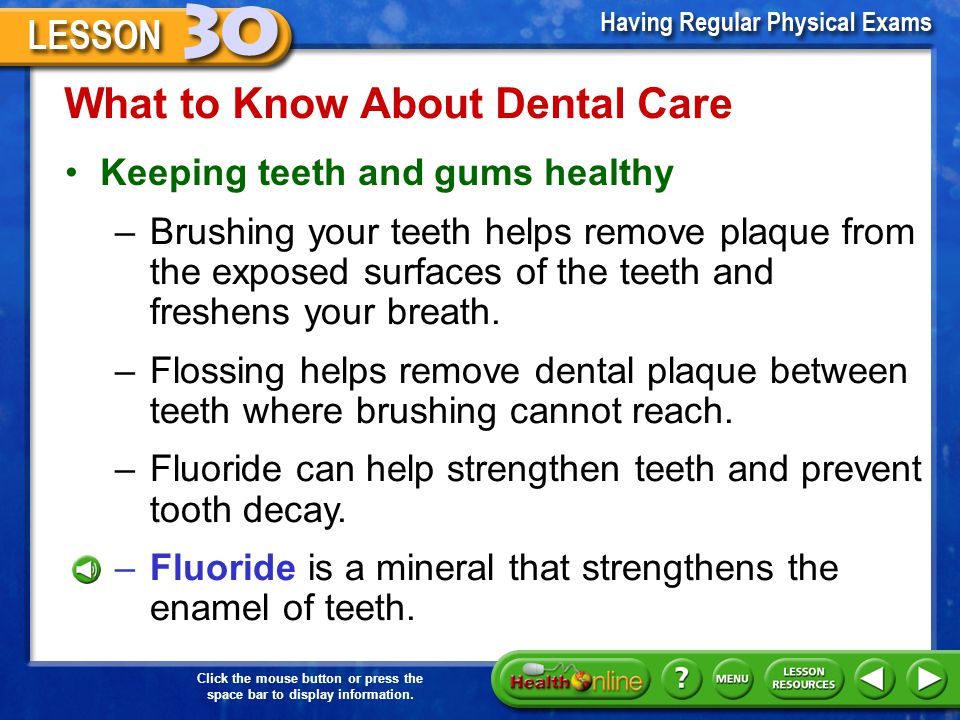 –The supporting bones and ligaments that connect the root to the tooth can be destroyed, and the teeth may loosen and fall out. What to Know About Den