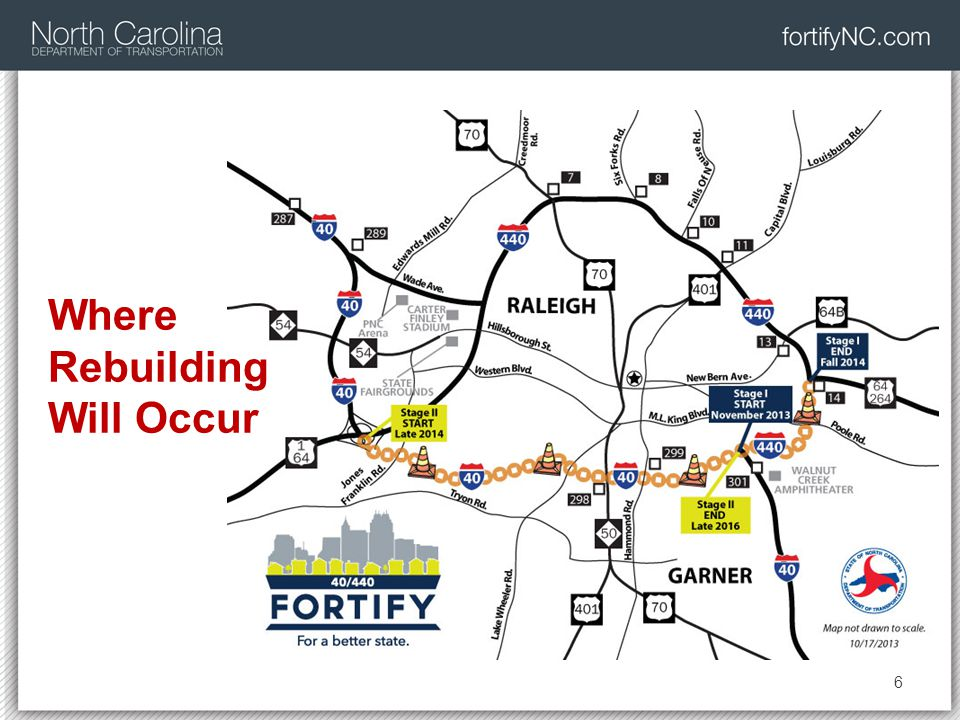 17 Suggested Next Steps Review existing A/U policy and practice Review information on OSHR website Develop a plan of communication and action to reduce A/U traffic flow into downtown Raleigh during peak commute hours