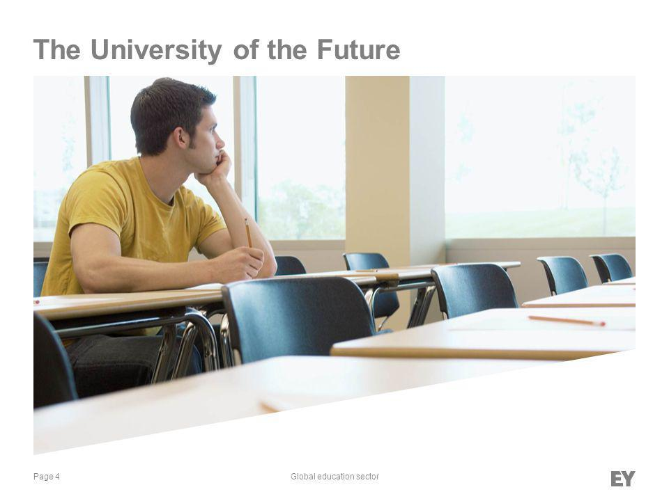 Page 4Global education sector The University of the Future