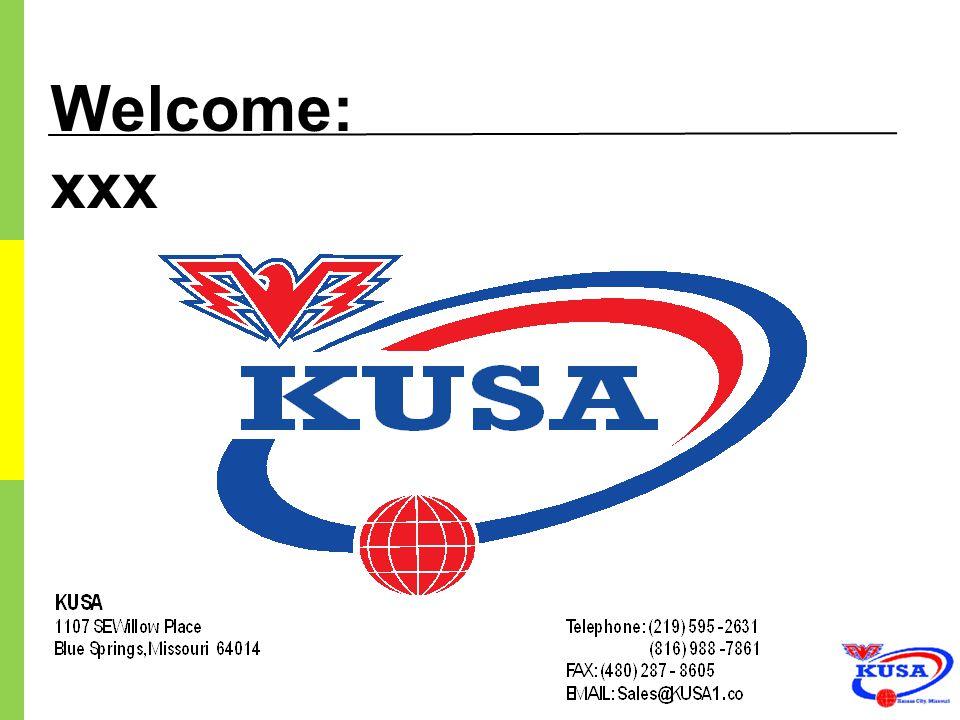 Welcome: xxx