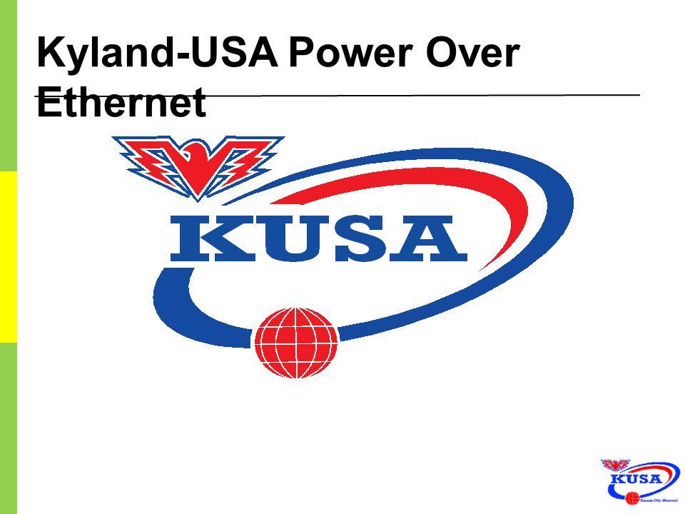 Kyland-USA Power Over Ethernet