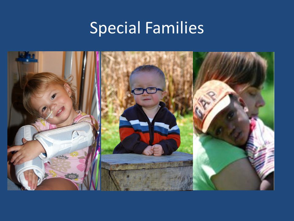 Special Families