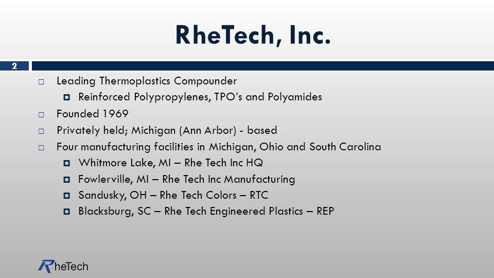 RheTech, Inc.