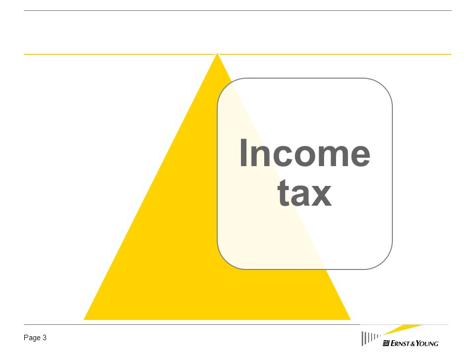 Page 4 ► The IT Amendment Ordinance, 2011 has inserted Section 4A in the Income Tax Ordinance, 2001 (the Ordinance).