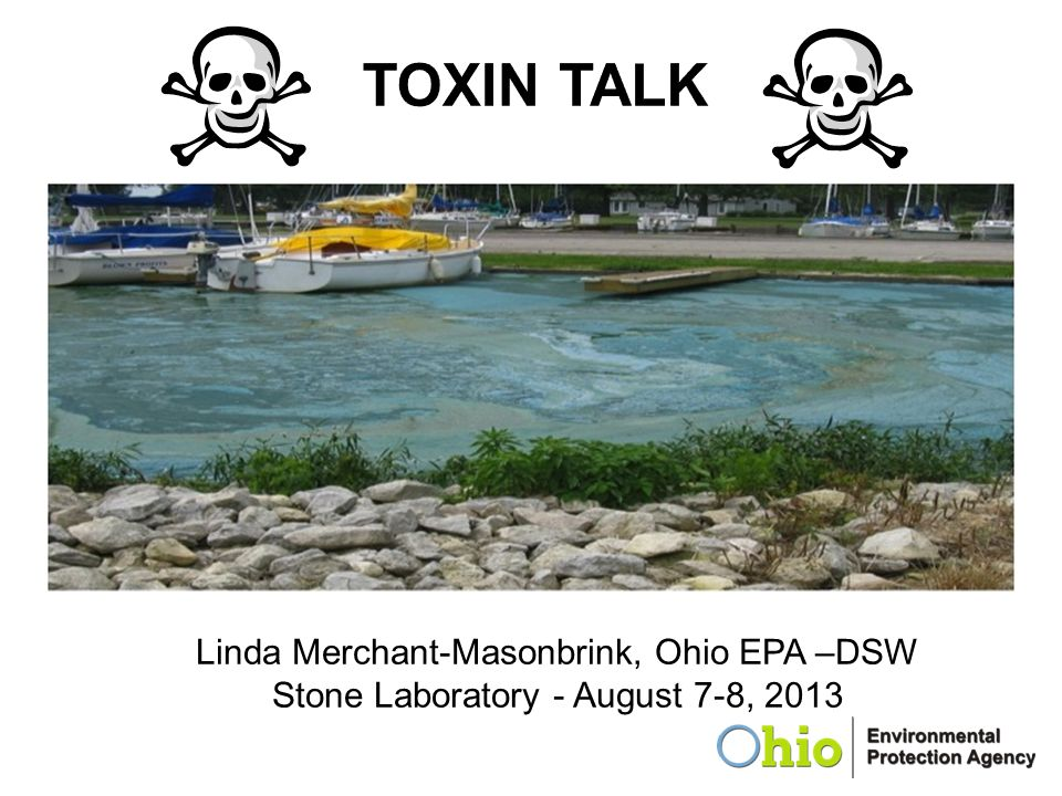  Neurotoxins - Rarely associated with human illness and death.