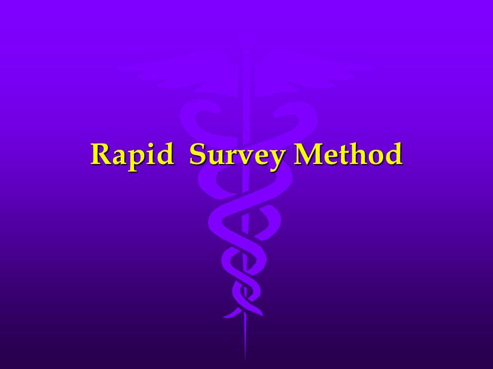 Rapid Survey Method