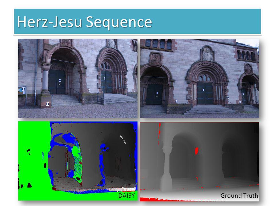Herz-Jesu Sequence Ground TruthDAISY