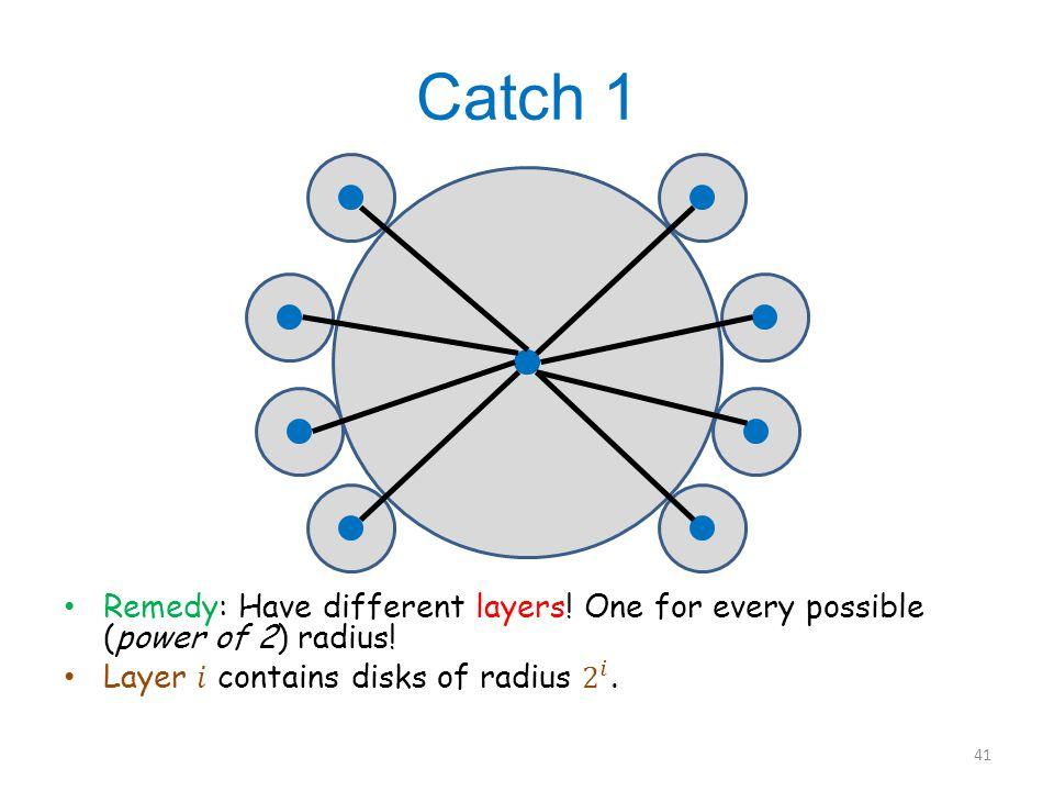 Catch 1 41